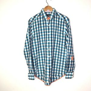 Robert Graham X Collection Medium Checkered